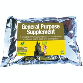 NAF General Purpose 2kg Refill Health Supplement - Clear