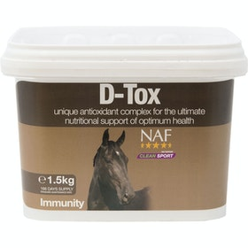 NAF D-Tox 1.5kg Performance Supplement - Clear