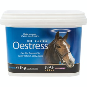 NAF 5 Star Oestress 1kg Calming Supplement - Clear