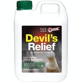 NAF Devils Relief 2L Support Supplement - Clear
