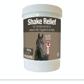 NAF Shake Relief 500g Support Supplement - Clear