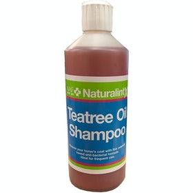 NAF Teatree Oil 500ml Shampoo - Purple