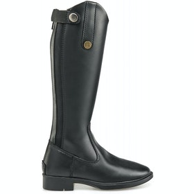 Brogini Modena Childrens Long Riding Boots - Black