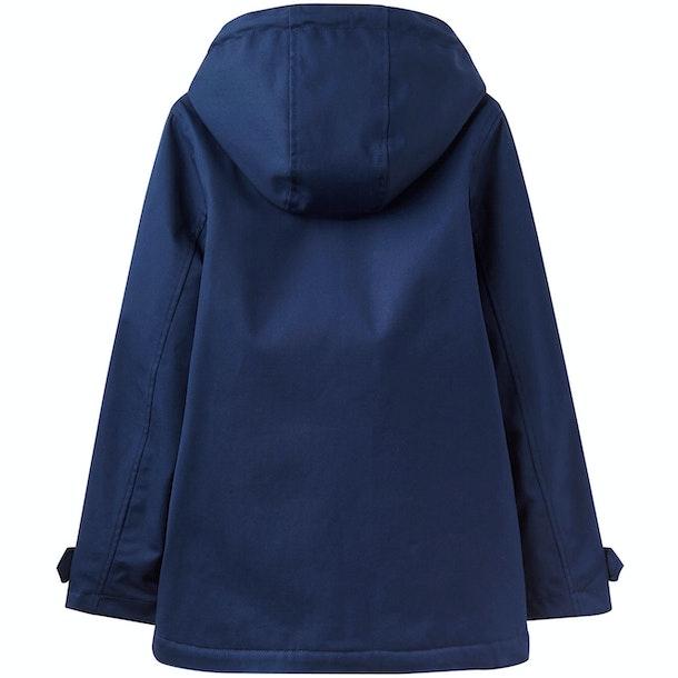 Joules Girls Coast Waterproof Childrens Jacket