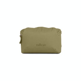Millican Travel Photography Camera Insert/Waist Camera Bag - Moss