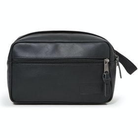 Eastpak YAP Single Washbag - Black Leather Ink
