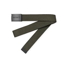 Carhartt Clip Tonal Web Belt - Cypress Green