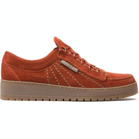 Sapatos Mephisto Rainbow Velours - Rust