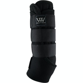 Woof Wear Wicking Liner Stable Chaps - Black