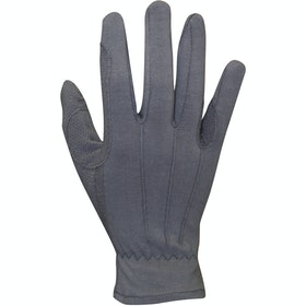 Dublin Deluxe Track Gloves - Grey