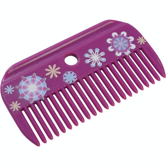 Roma Pattern Mane Comb