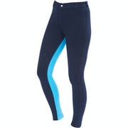 Saxon Warm Up Cotton Euro Seat II Ladies Jodhpurs