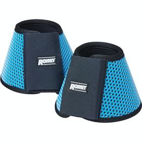 Roma Air Flow Shock Absorber Bell Over Reach Boots - Blue