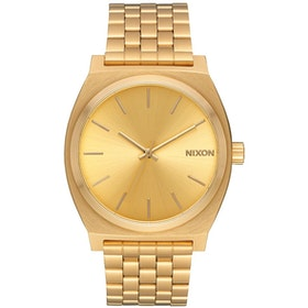 Nixon Time Teller , Klokke - All Gold Gold