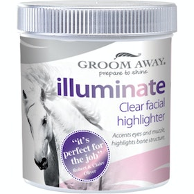 Préparation Concours Groom Away Illuminate Clear Highlight 260g - Clear