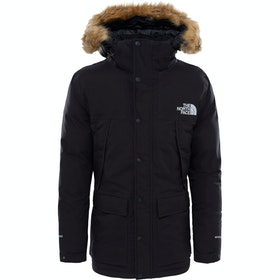 North Face Mountain Murdo GTX Daunenjacke - TNF Black
