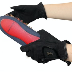 Horseware Sports Gloves - Black