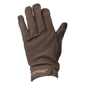 Horseware Multi Everyday Riding Glove - Brown