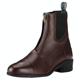 Ariat Heritage IV Mens Zip Paddock Boots - Brown