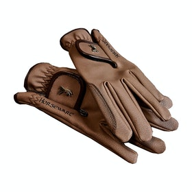 Horseware Heritage Gloves - Brown