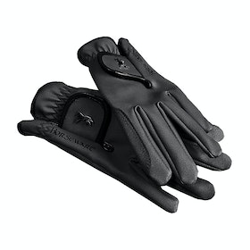 Horseware Heritage Gloves - Black