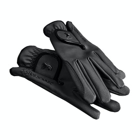 Horseware Heritage Everyday Riding Glove - Black