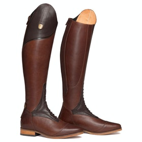 Mountain Horse Sovereign High Rider II Damen Long Riding Boots - Brown