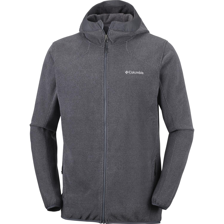 Columbia Mens Tough Hiker Full-Zip Fleece