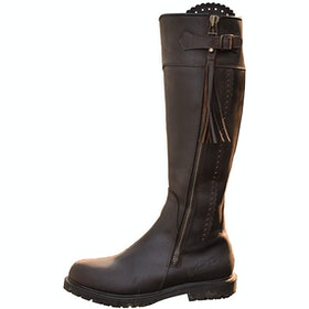 Mark Todd Masterton Tall Ladies Long Riding Boots - Cognac