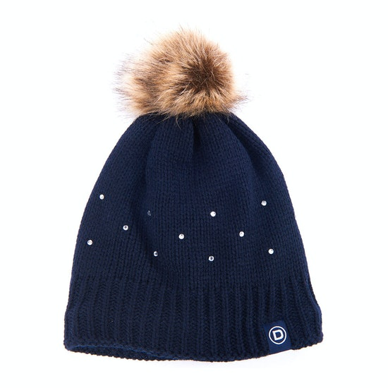 Dublin Sparkle Bobble Ladies Beanie