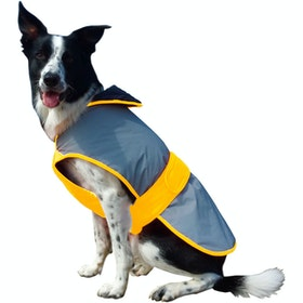 Equisafety Mercury Dog Jacket - Yellow
