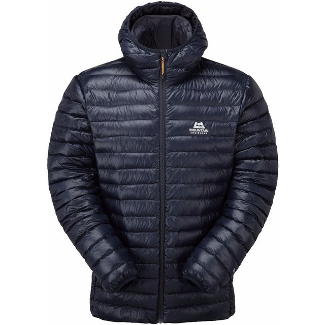 Mountain Equipment Arete Hooded Mens Down Jacket
