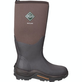 Muck Boots Wetland High Mens Wellingtons - Bark
