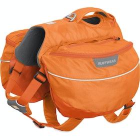 Ruffwear Approach Pack Hundgeschirr - Orange Poppy