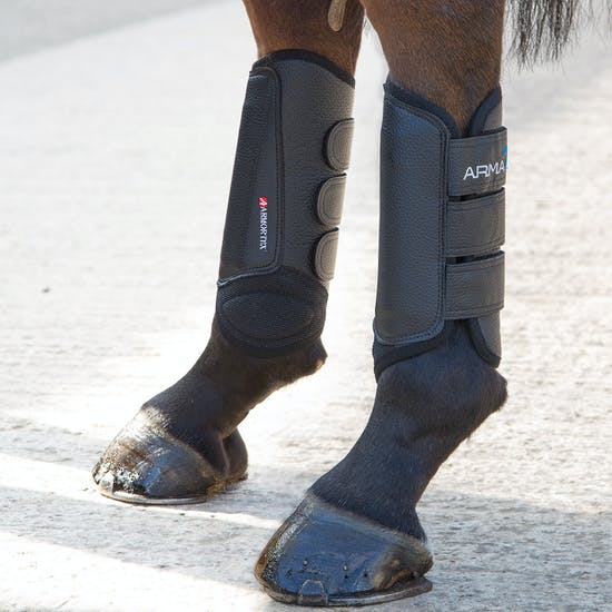 Shires ARMA Hind Cross Country Boot