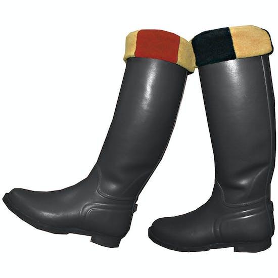 Horseware Polo Welly Cosy Wellingtons Socks