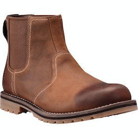 Timberland Larchmont Chelsea Stiefel - Oakwood Fig with Suede