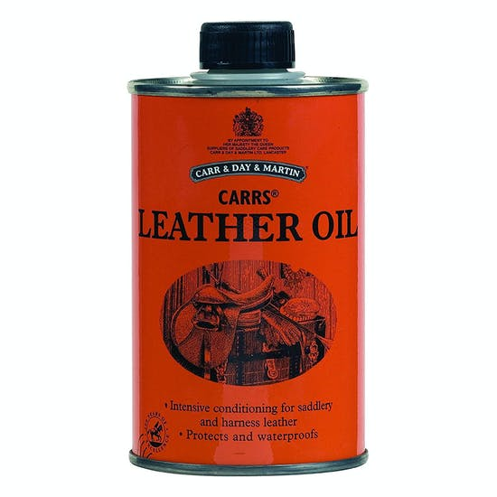 Carr Day and Martin Leather Oil Leathercare