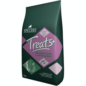 Spillers Herb with Glucosamine Horse Treats - Brown