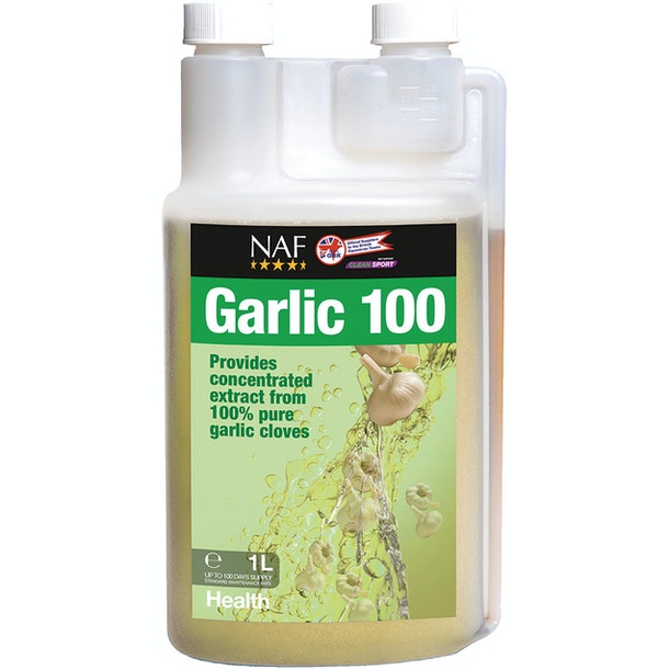NAF Garlic Liquid 1L Health Supplement