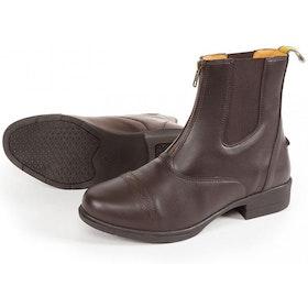 Shires Moretta Clio Ladies Jodhpur Boots - Brown