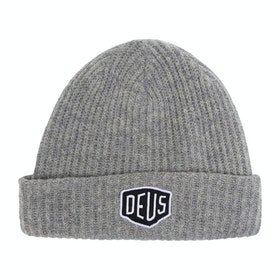 Deus Ex Machina Shield Beanie - Charcoal