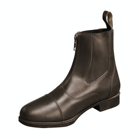 Mark Todd Toddy Zip Childrens Jodhpur Boots - Brown