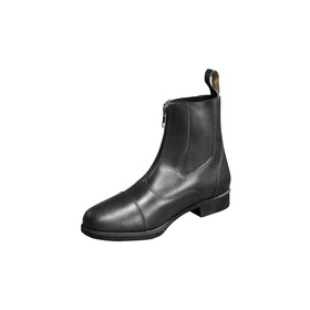 Mark Todd Toddy Zip Childrens Jodhpur Boots - Black