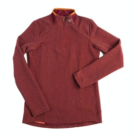 Horseware Girls Technical Childrens Base Layer Top - Wine