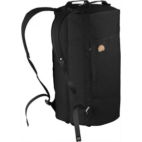Fjallraven Splitpack Large Duffle Bag - Black