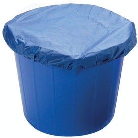 Lincoln Elasticated Stable Bucket Cover - Navy