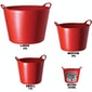 Red Gorilla TubTrug Flexible Tub