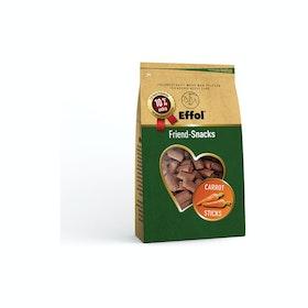 Recompensas para caballos Effol Carrot Sticks - Clear