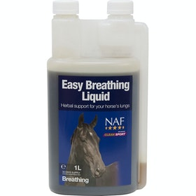NAF Easy Breathing Liquid 1L Supplement - Clear
